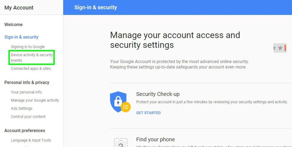 How to tell if your Gmail account has been hacked